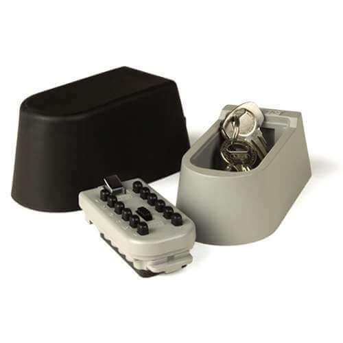BURTONKG,boîte à lait - coffre à clés sécurisé