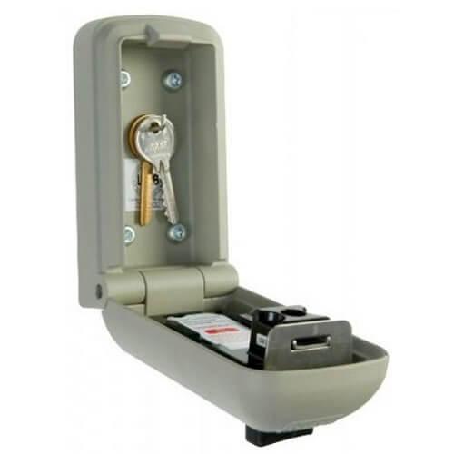 GE500,Boîte | Coffre à clés sécurisée