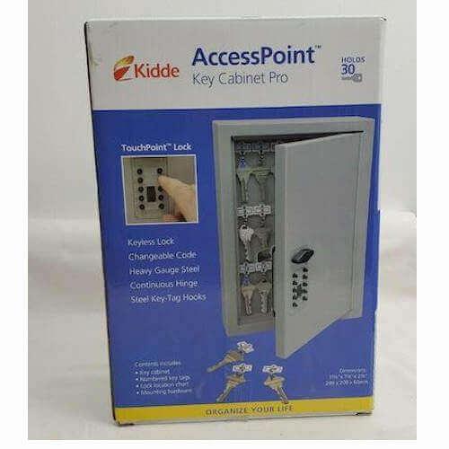 GEKC30 - coffre à clés sécurisé - boîte à clés sécurisée
