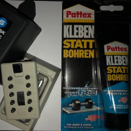 MILKBOX_S5KLEB,boîte aux lettres - coffre à clés à code