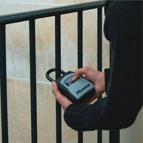 MLK5400D,Boîte | Coffre à clés sécurisée