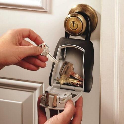 MLK5400D,coffre à clés mural - coffre à clés sécurisé