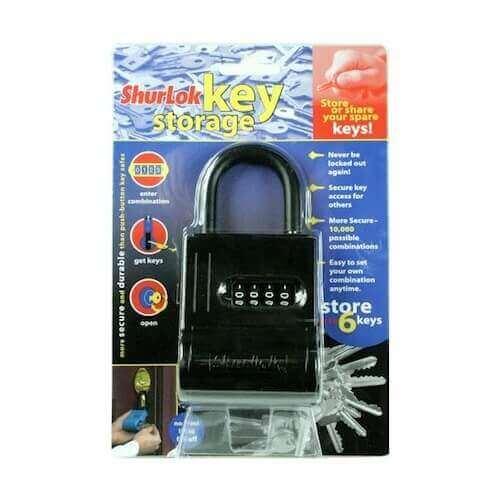 SL200,Boîte | Coffre à clés sécurisée