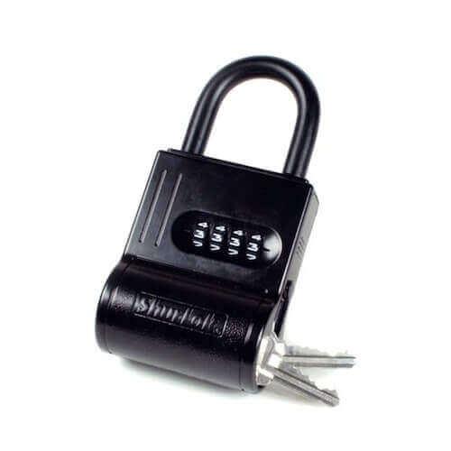 SL200 - coffre à clés à code - boîte à lait
