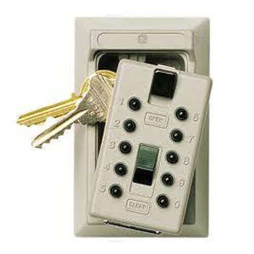 SUPRAS5,Boîte | Coffre à clés sécurisée