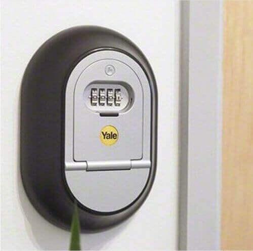 Y500,boîte à clés à code - boîte à clés sécurisée